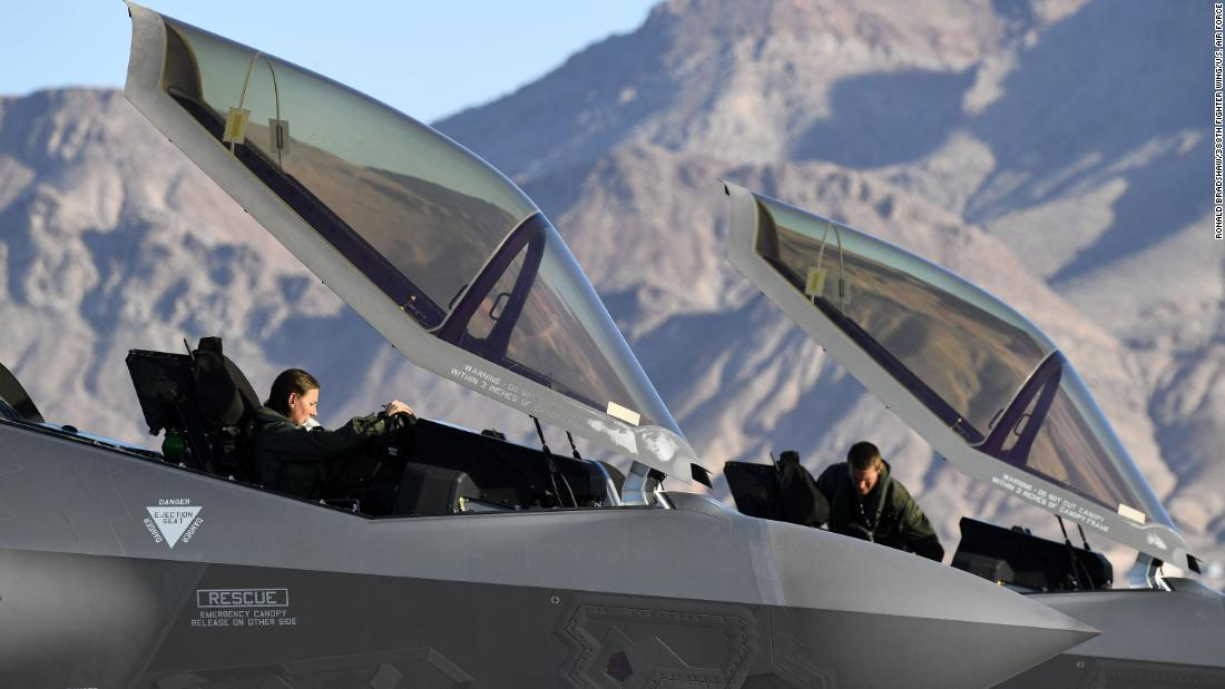 The US Air Force is removing height limits for pilots, paving the way for more women to serve