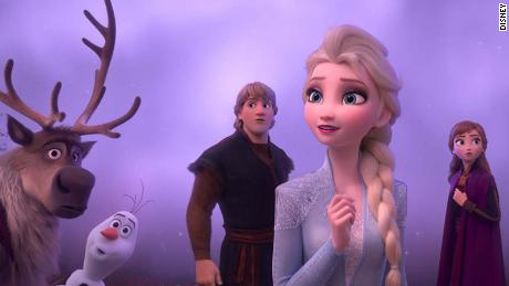 Some people really want Elsa to go out in & # 39; Frozen II & # 39;