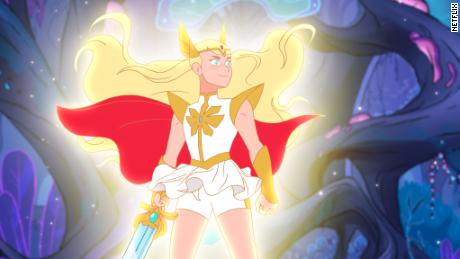 & # 39; She-Ra and the princesses of power & # 39; it is the rarest of television companies