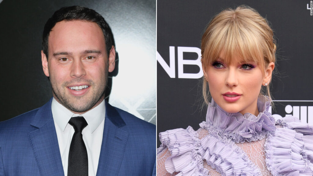 Taylor Swift fans think she's back with Scooter Braun