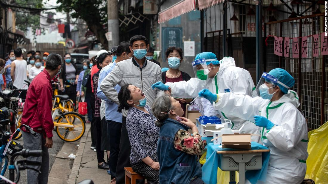 """Wuhan declared a """"10-day battle"""" to test its 11 million residents for coronavirus."""