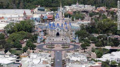 Disney World sets the reopening date