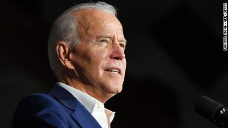 Biden's support among College Democrats slips amid Tara Reade claims