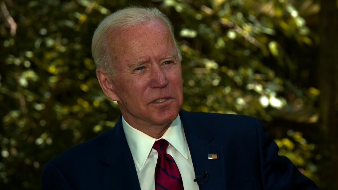 Biden won't commit to picking a woman of color as VP