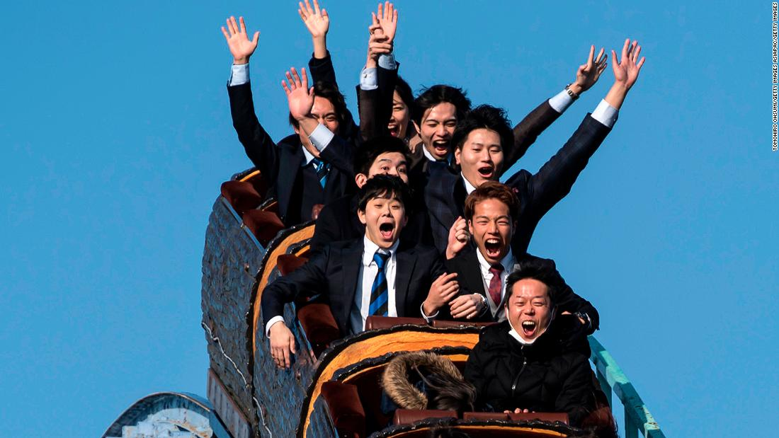No screaming please: Japanese amusement parks publish new Covid-19 guidelines