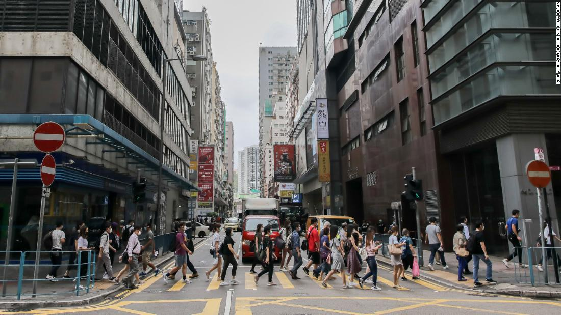China approves decision to enact Hong Kong national security law