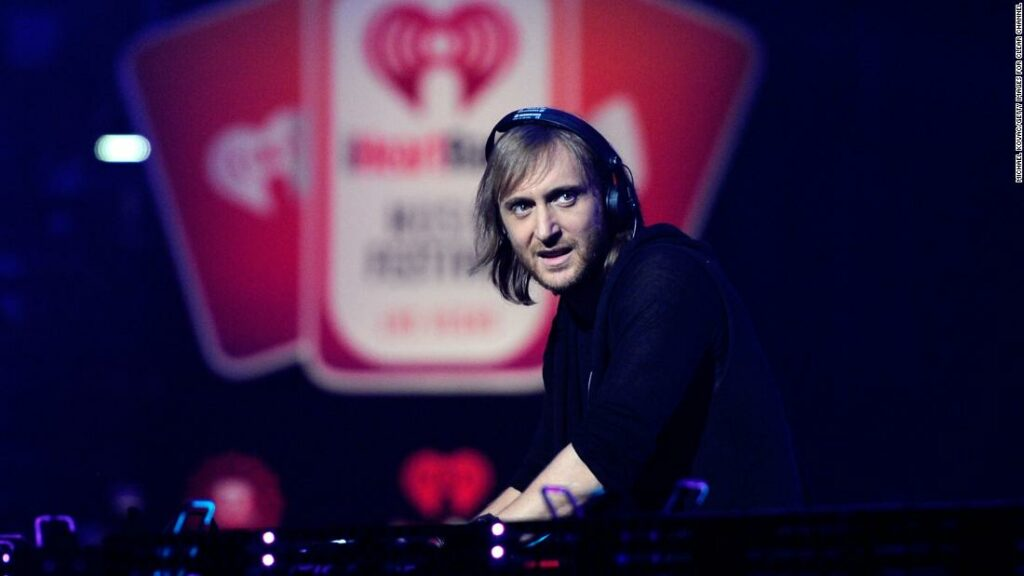 Tune in This Weekend for David Guetta's United At Home Fundraiser