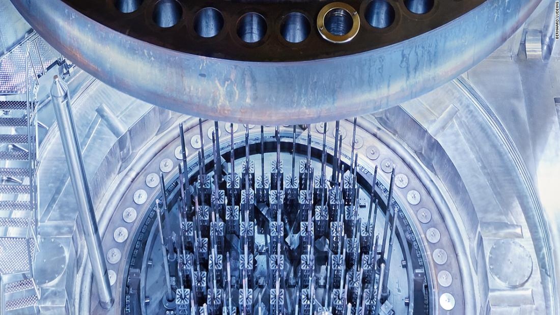 Bernhard Ludewig documents the latest of the German nuclear power plants