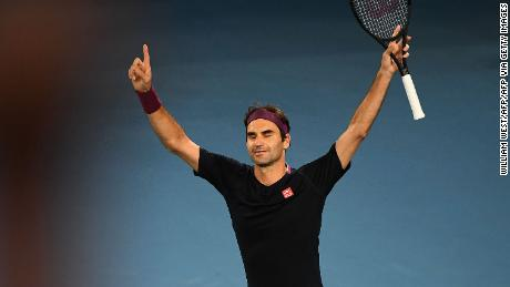 Roger Federer made the most of his money from off-pitch agreements.