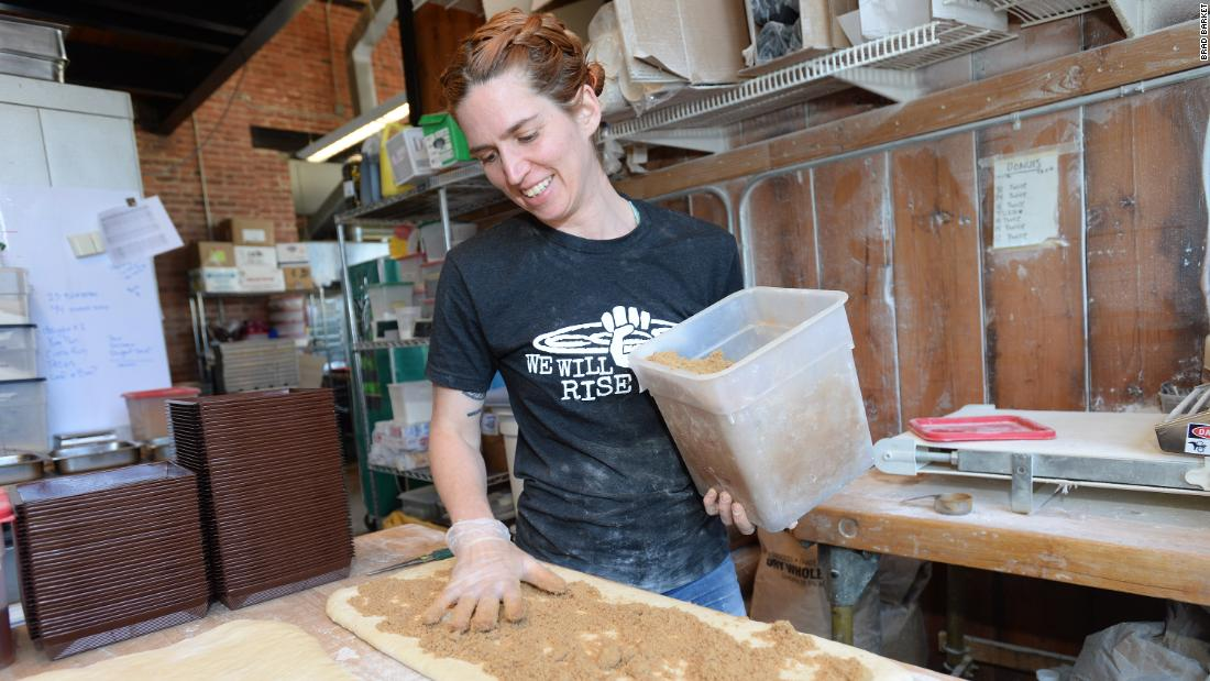 My patisserie is a Covid-19 success story. But we're still struggling to get by (opinion)