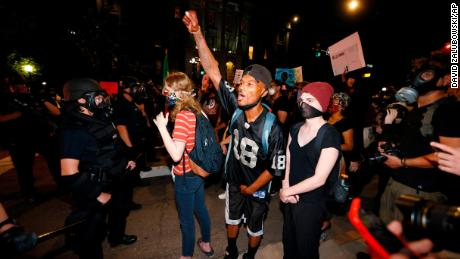 What the protesters say is fueling their anger