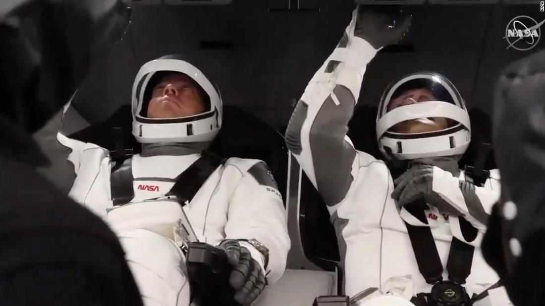SpaceX and NASA launch Crew Dragon in Florida: live updates
