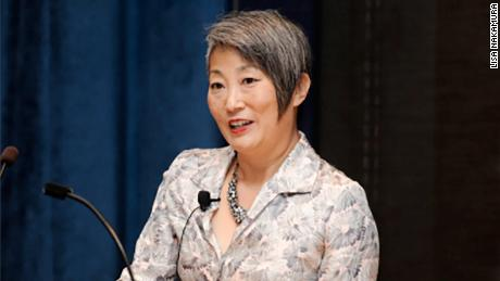 Lisa Nakamura is the director of the Digital Studies Institute of the University of Michigan and has studied feminist theory and digital media theory.