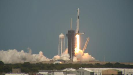 NASA, SpaceX launches astronauts from American soil for the first time in a decade