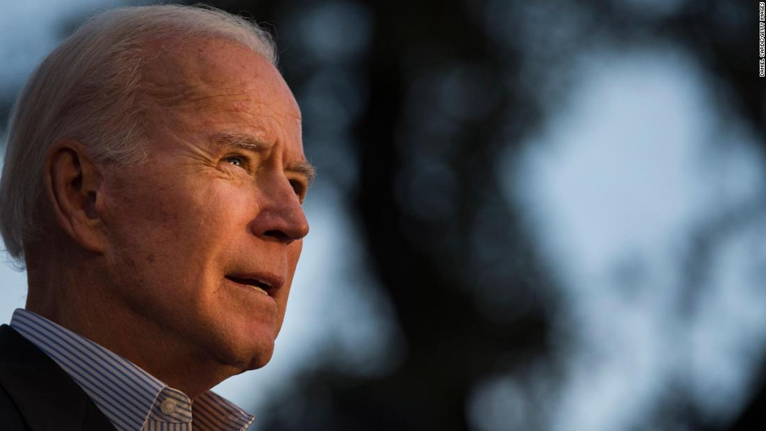 Biden's advantage is the most stable ever