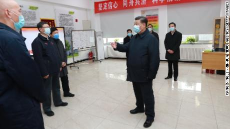 Was Xi Jinping aware of the coronavirus epidemic earlier than initially suggested?