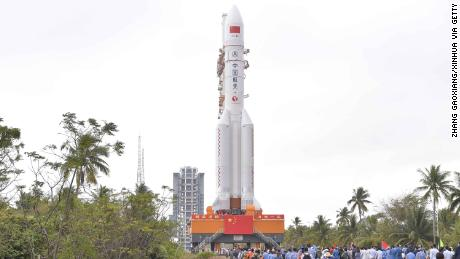 China successfully launches the Long rocket on March 5, paving the way for more ambitious space projects