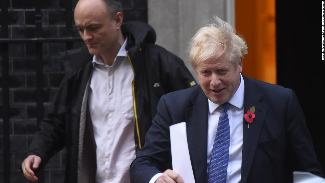 Cummings defends trip across England that broke lockdown