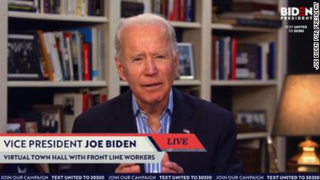 Biden's campaign rushes to smooth Trump's digital advantage