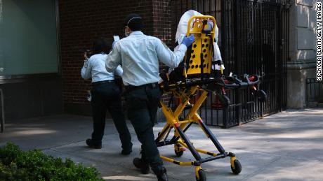 Democratic senators ask the White House to prepare for a double dose of flu and coronavirus in the fall