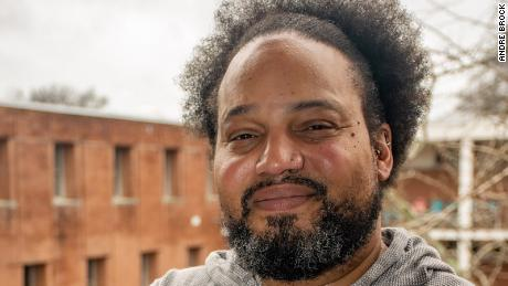 André Brock, a professor at Georgia Tech, studies race and the Internet and has also done important research on Black Twitter.