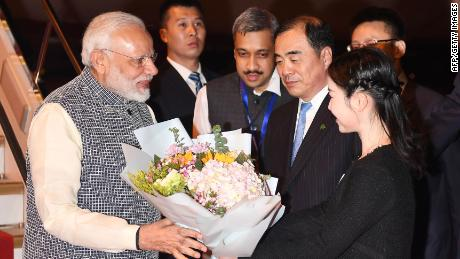 China and India agree to keep peace at the borders at the end of the summit