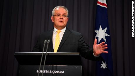 Australia's coronavirus restrictions will be lifted in the three-step plan to reopen the economy