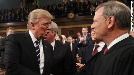 At the highest levels of the judiciary, judges save on Trump's legal powers