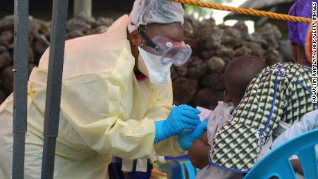 The DRC health system relies on life support as it fights several killer diseases, including coronavirus