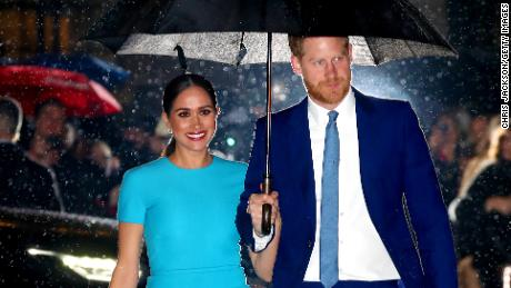 Prince Harry and Meghan officially begin their non-real life. Here's how it will be