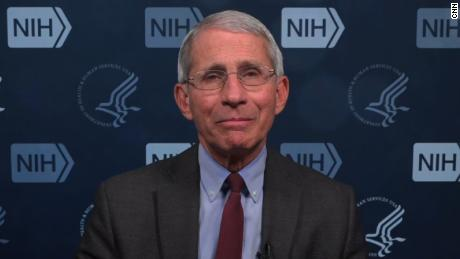 NFL games could be the perfect storm to spread the coronavirus even without fans, warns Dr. Fauci