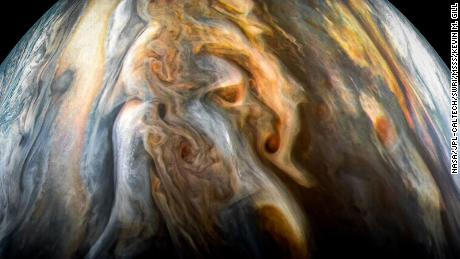How much water does Jupiter really have? Here's what NASA's Juno mission discovered
