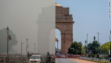 Air pollution drops to unprecedented levels in major global cities during coronavirus blockades