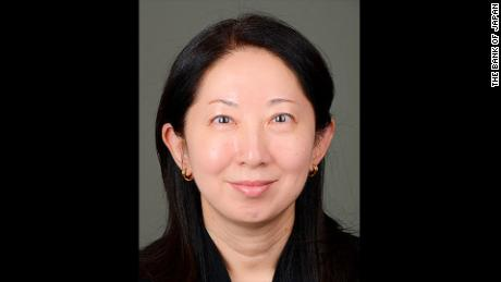 On Monday, Tokiko Shimizu became the first woman in BOJ's long history to hold one of six executive director positions.