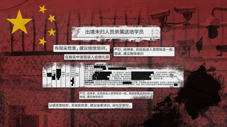 The Chinese government disputes Xinjiang detention documents leaked to CNN