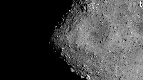 What scientists learned after firing a small cannonball into an asteroid near Earth
