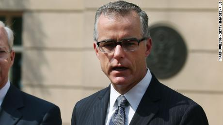 Former FBI acting director: Trump & # 39; it's own words & # 39; led to a counterintelligence investigation