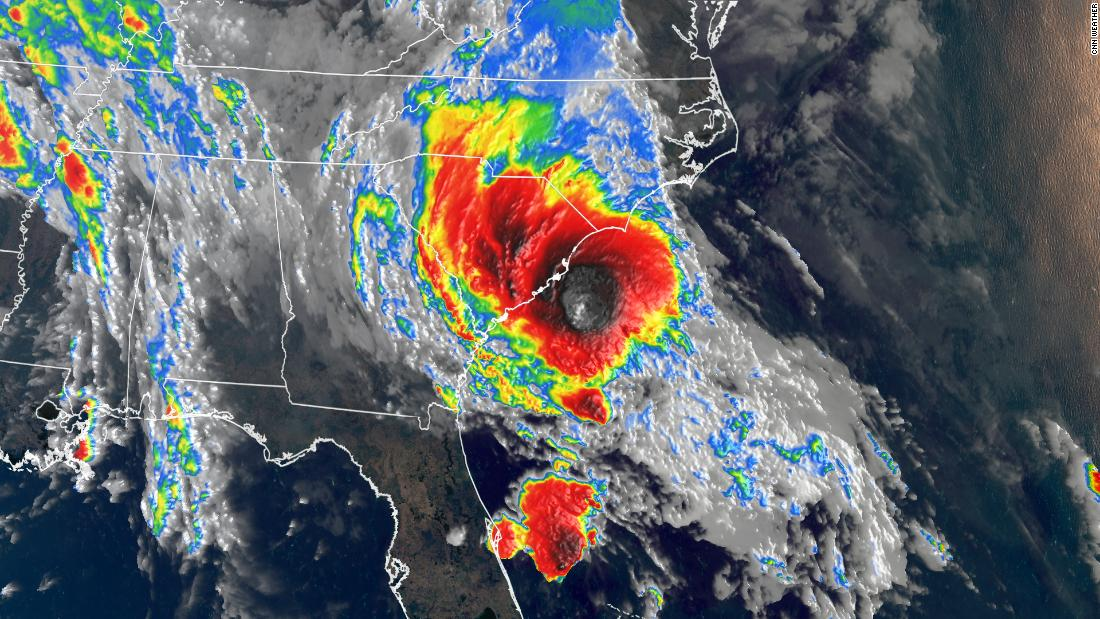 Tropical Storm Bertha lands less than two hours after becoming a named system