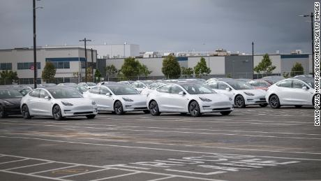 California officials capitulate to Elon Musk, allow the Tesla plant to reopen