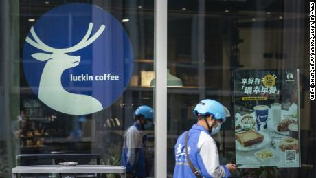 The co-founder of Luckin Coffee apologizes for the accounting scandal and promises to fight to save the company
