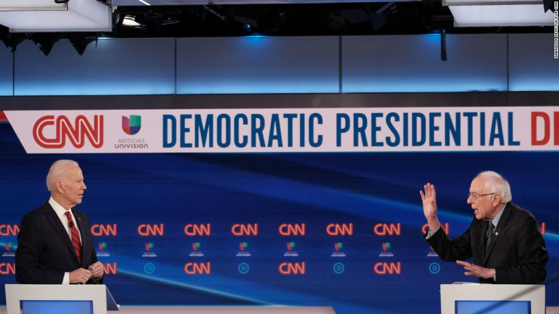 Bernie Sanders tries a new role in 2020: Inside player