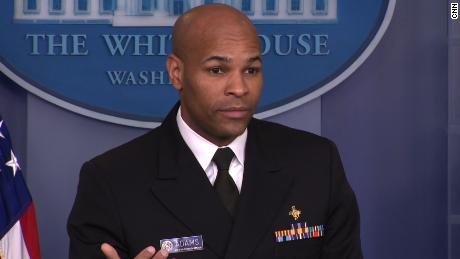 The general surgeon warns of coronavirus outbursts from Floyd protests