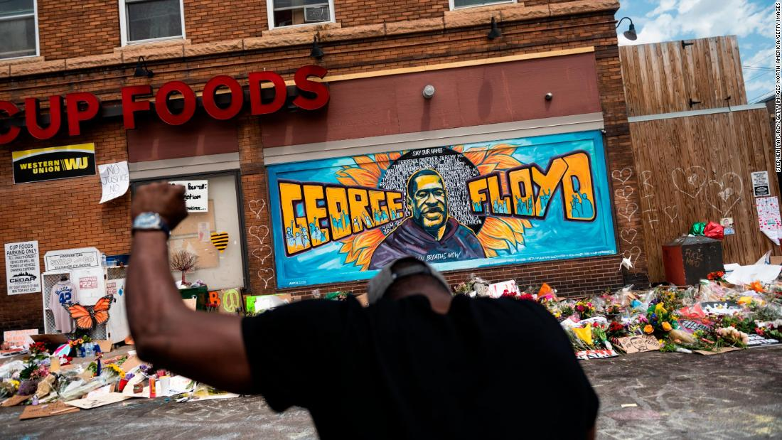 George Floyd protests across America: real-time updates
