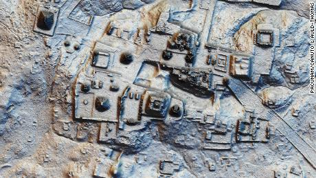 Laser mapping discovers dozens of ancient Mayan cities