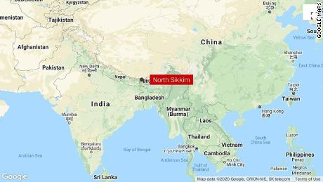 Chinese and Indian soldiers engage in a # & # 39; aggressive & # 39; cross-border skirmish