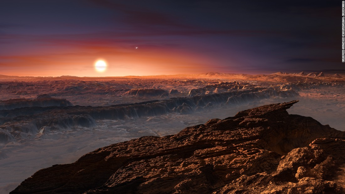 Astronomers confirm the Earth-sized exoplanet around the nearest star
