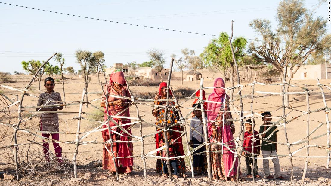Rajasthan's lockdown has cut these villagers off from food