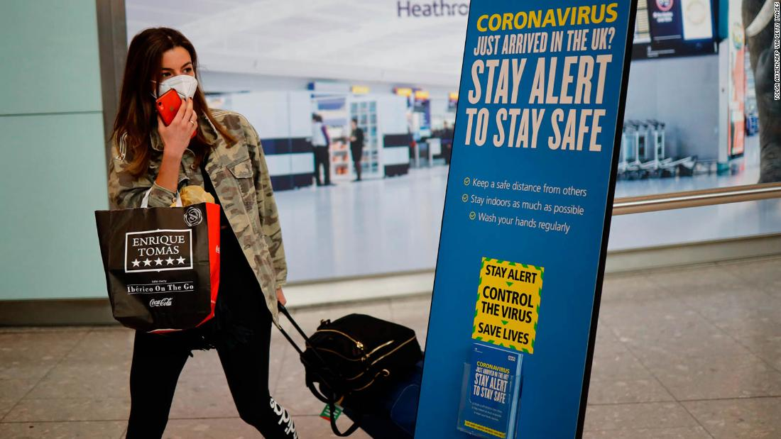 Did the UK just cancel summer by imposing a 14-day quarantine?