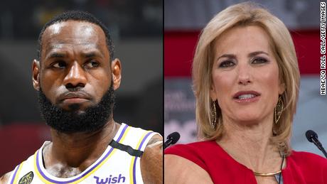 LeBron James calls Laura Ingraham, Fox News host in defense of Drew Brees