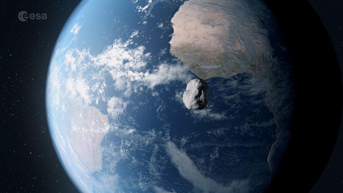 An asteroid the size of six football pitches will accelerate on Earth on Saturday night